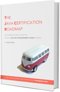 The Java Certification Roadmap book