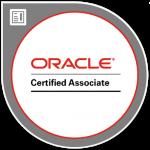 Oracle Certified Associate Badge