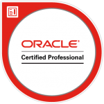 Oracle Certified Professional Badge