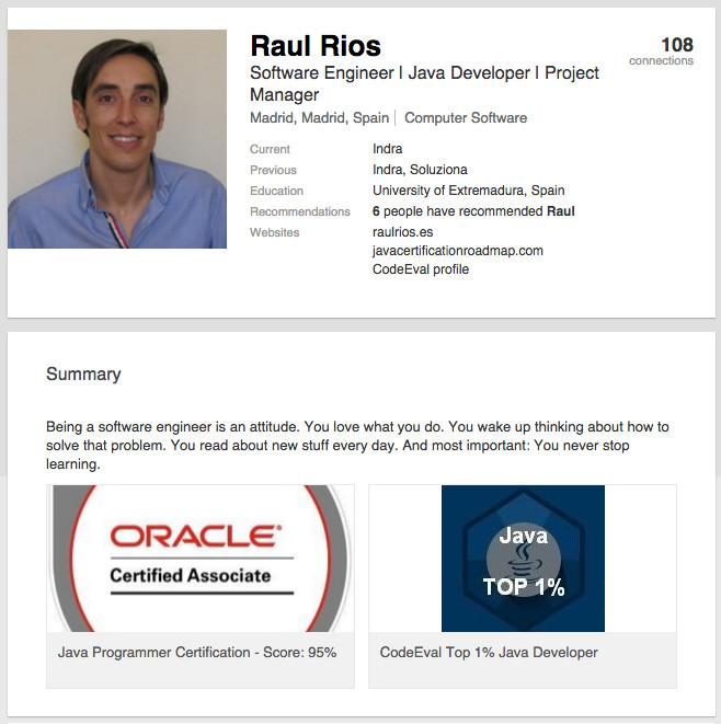 Oracle Java Programmer Certification Free Training